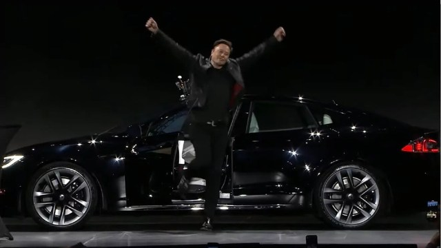Musk announced: Tesla broke records in the second quarter