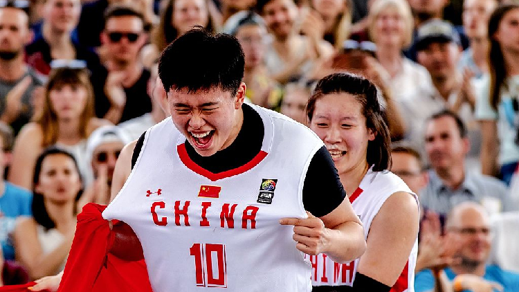 China's Tokyo 2020 team on the march to glory in 3x3 basketball