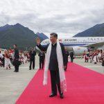 President Xi Jinping's first visit to Tibet