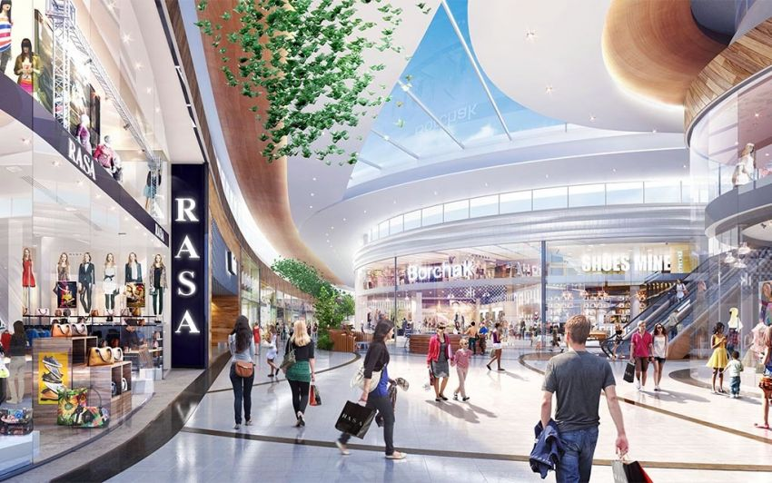 Holland Mall: what can we expect?
