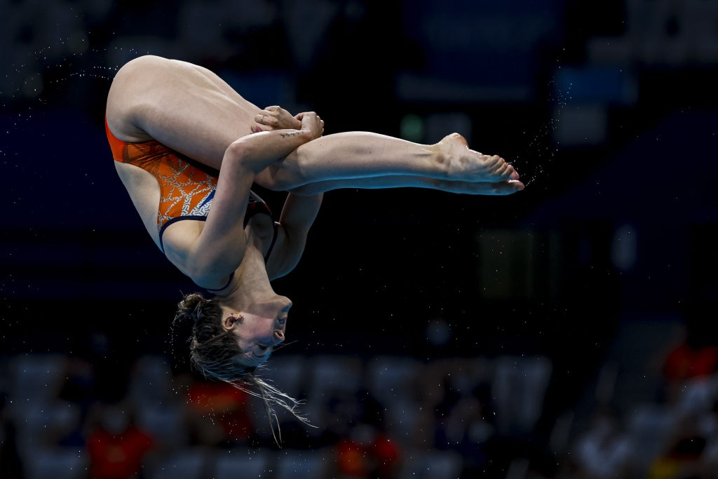 Olympic Games Sunday, August 1, which are the Dutch?