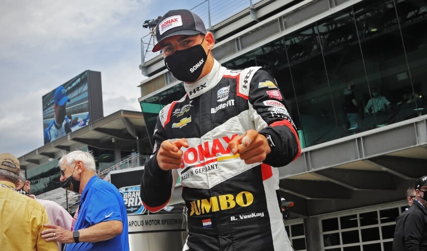 Allowing Rinus van Calmath to race again this weekend    HC . News