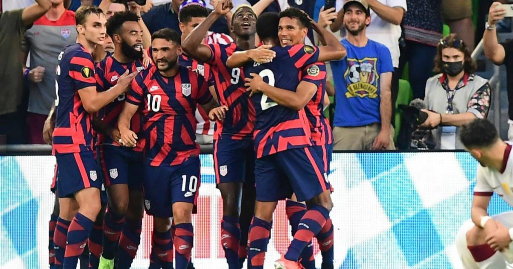 America and Mexico qualify for the Gold Cup final  sports