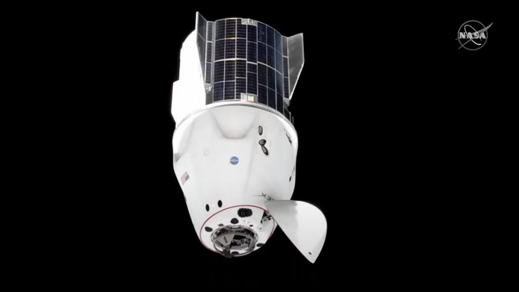 Astronauts put their SpaceX Dragon spacecraft into orbit before launching a Boeing Starliner
