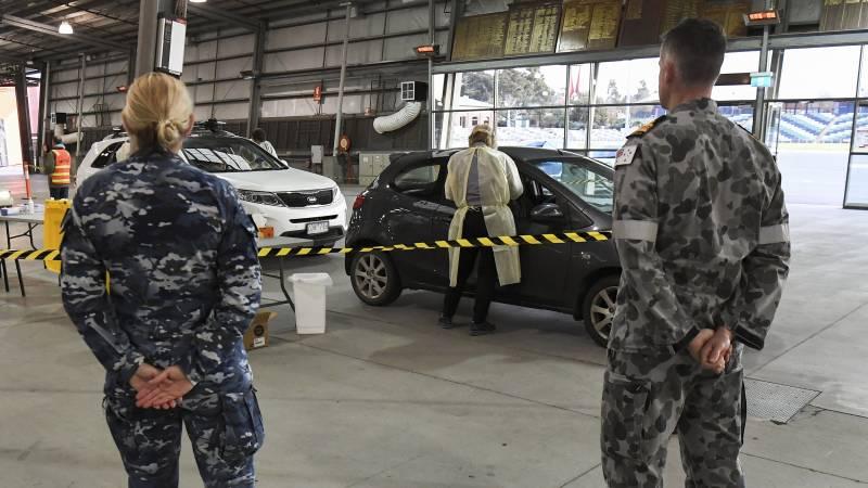 Australia deploys army to enforce lockdown