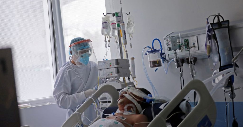 Covid-19 cases are increasing in Latin America with no end in sight
