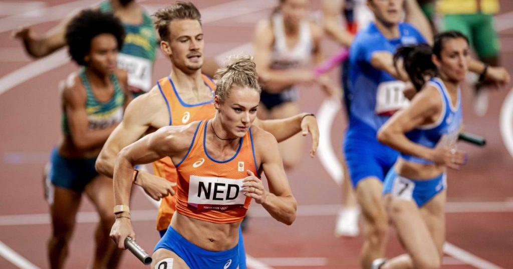 Despite protest, the Dutch relay team with Paul still faces the United States in the final: 'Unacceptable' |  the Olympics
