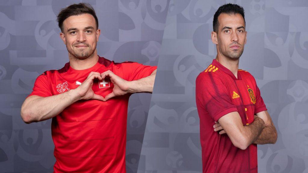 Euro 2021 Switzerland-Spain: Watch the quarter-final matches online from anywhere in the world