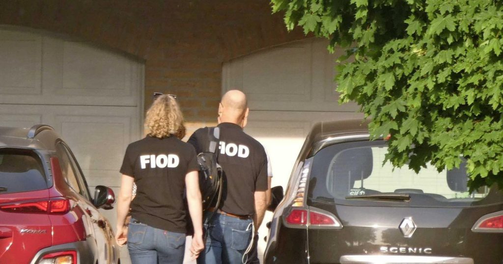 FIOD arrests father and son in school fraud    Financial