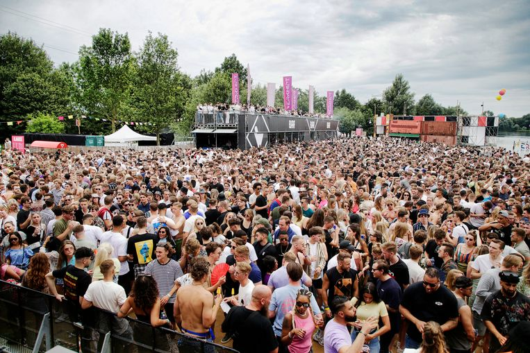 GGD Utrecht has discovered that no less than 130 visitors to the festival have already been infected before