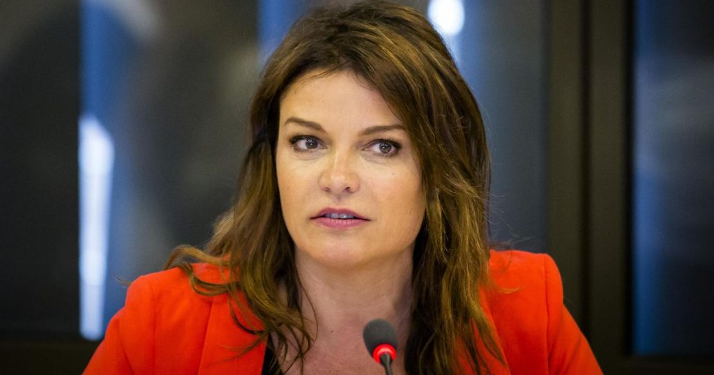 Goedele Liekens again: 'You're not a nice partner if you have cancer' Gossip