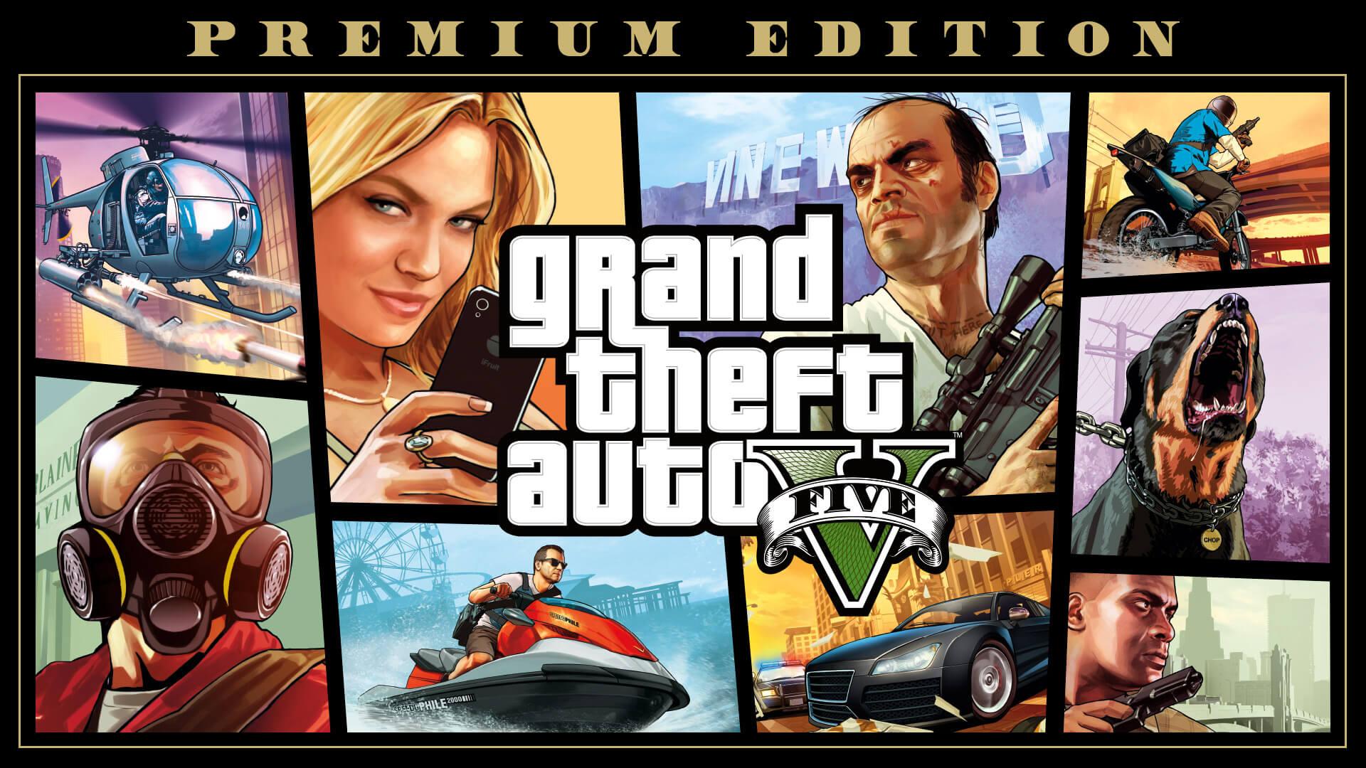 Grand Theft Auto V Free Download