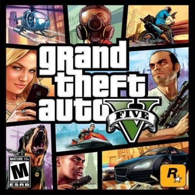 How to download the new Grand Theft Auto 5 game and its features