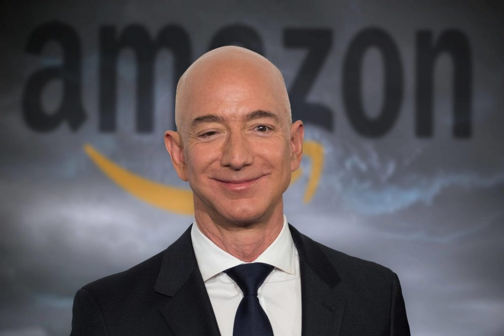 Jeff Bezos changes official Amazon business philosophy before leaving