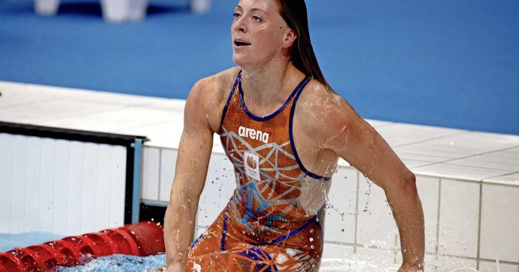 Kylie McKeown Olympic 100m Backstroke, Kira Toussaint 7th    sports