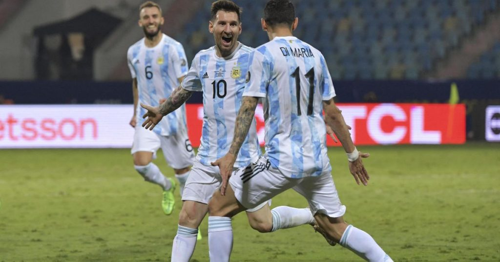 Lionel Messi is unstoppable in Copa America    football