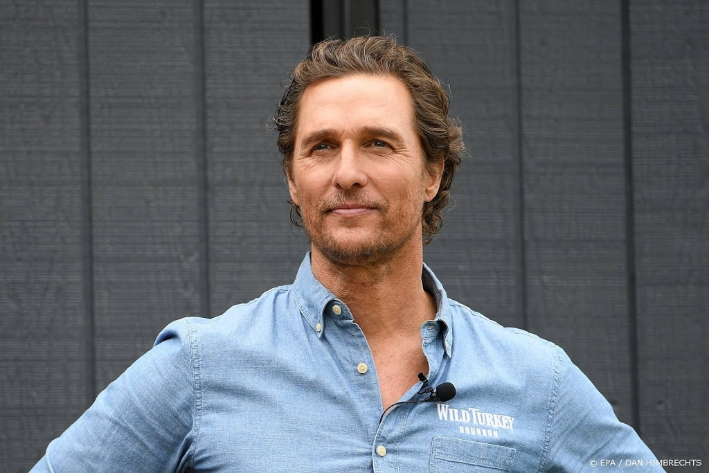 Matthew McConaughey addresses America on Independence Day