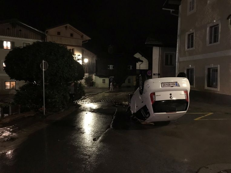 Now also central and southern Europe hit by floods