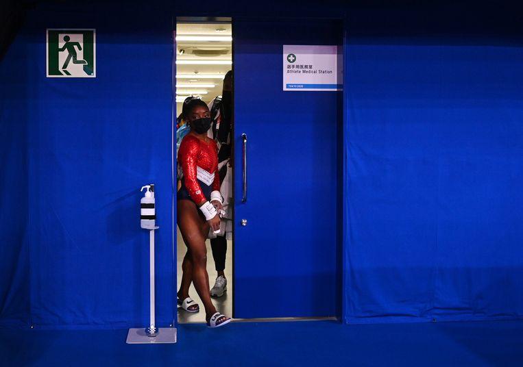 Outspoken gymnastics champ Biles praised: 'Mental health is more important than sport'