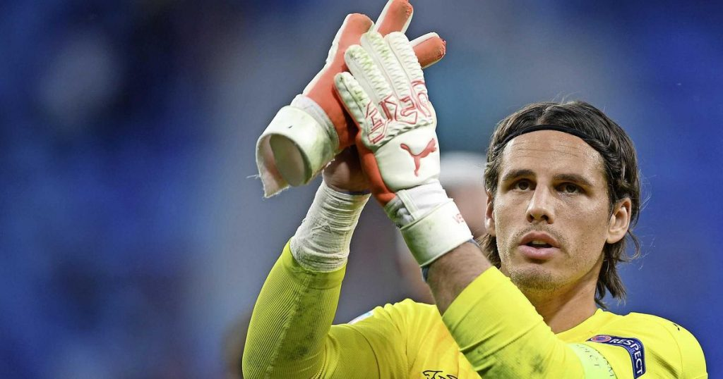 """Outstanding Swiss goalkeeper Jan Sommer: """"I will come home proud""""    European Football Championship"""
