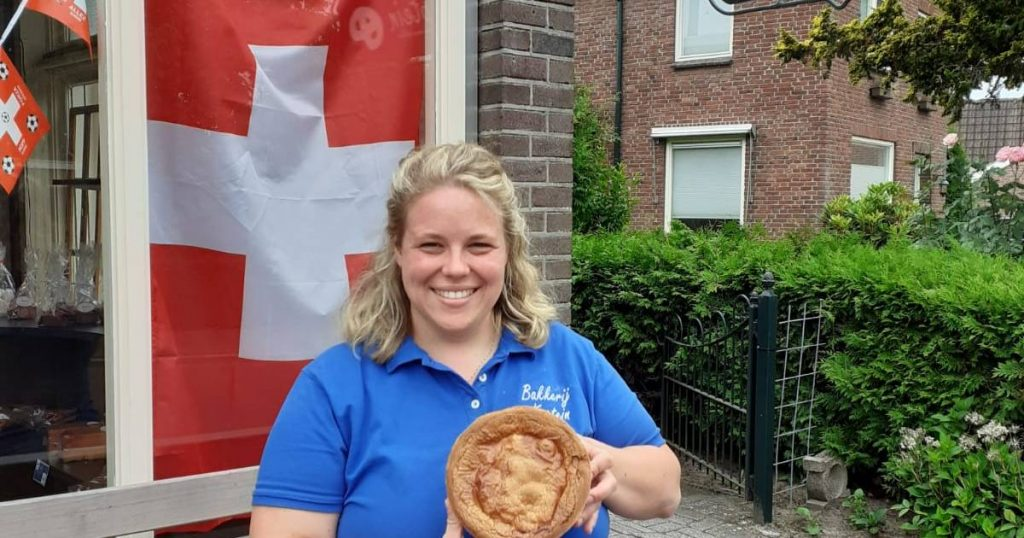 """Popular Swiss food in Twente in the run-up to the European Championship quarter-finals: """"Not easy to get!""""     European Football Championship"""