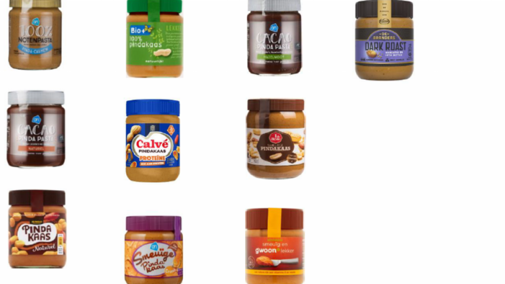 Remember the main peanut butter: may contain nuts