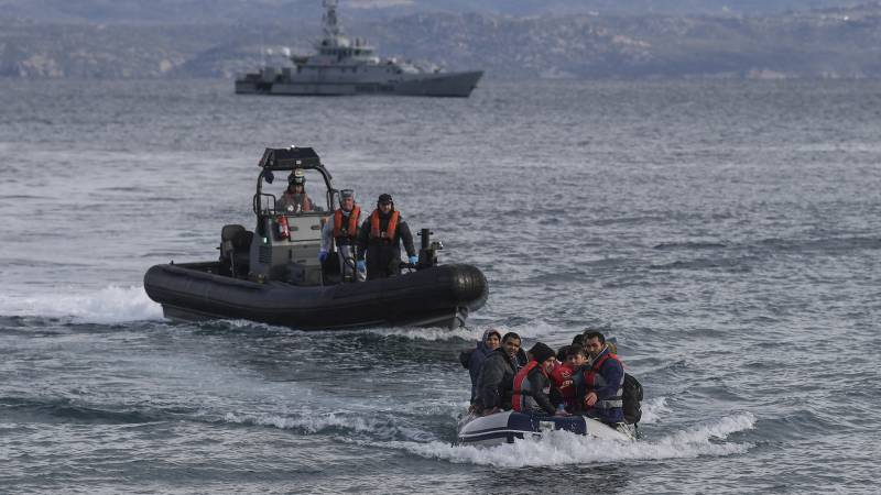 Report: European border guards turned a blind eye to the return of migrants