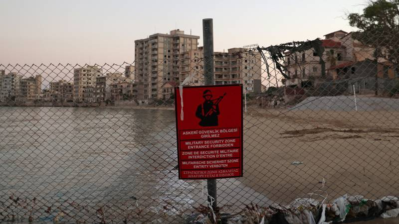 Security Council condemns Turkey's plans to reopen Varosha in Cyprus