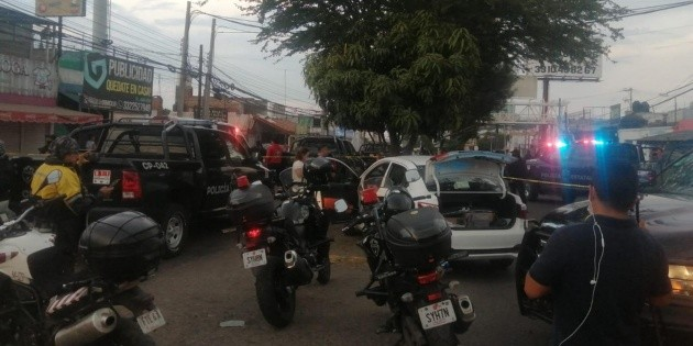 Security in Jalisco: They shoot the state police in Tonala and end up in arrest