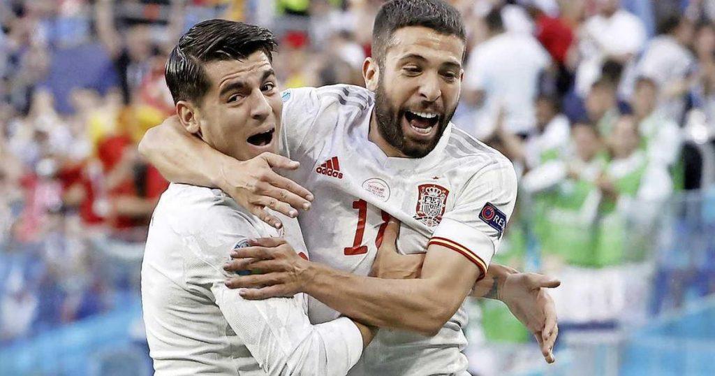 Spain prevents a new European Championship stunt Switzerland    European Football Championship