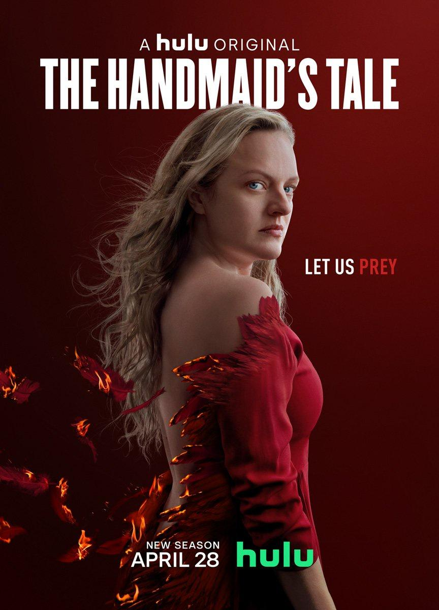 Handmaid's Tale S4 review on Proximus Pickx