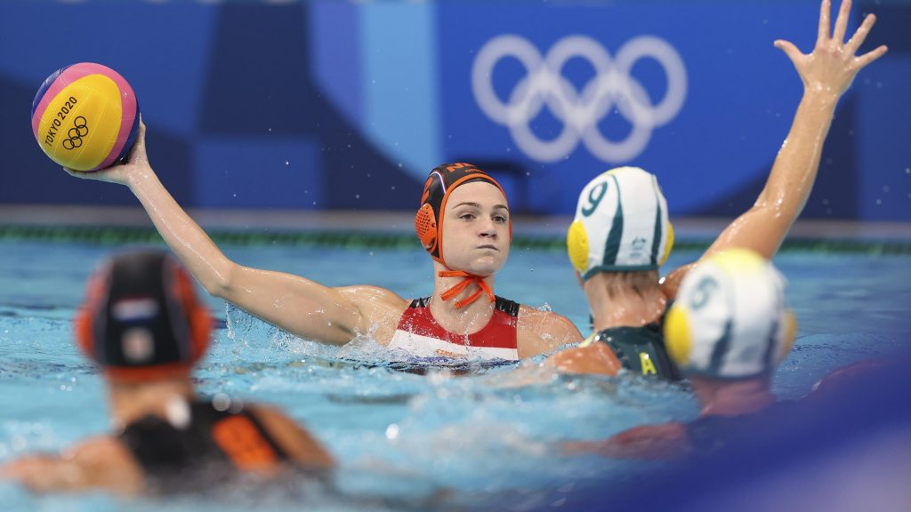 Tokyo 2020 |  Water polo players let victory over Australia pass