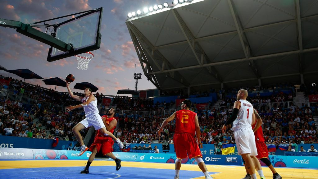 Tokyo Olympics 2020 |  Everything you need to know about the new 3x3 basketball.  Rules, participants, favorites.