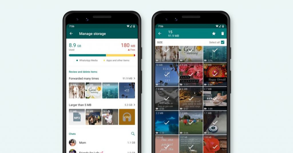 WhatsApp: How to prevent photos and videos from consuming your cell phone storage