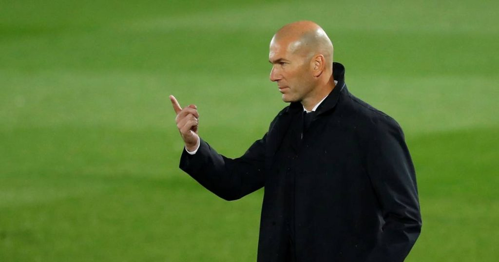 Zidane chasing Real Madrid for the fourth cup with big ears    sport