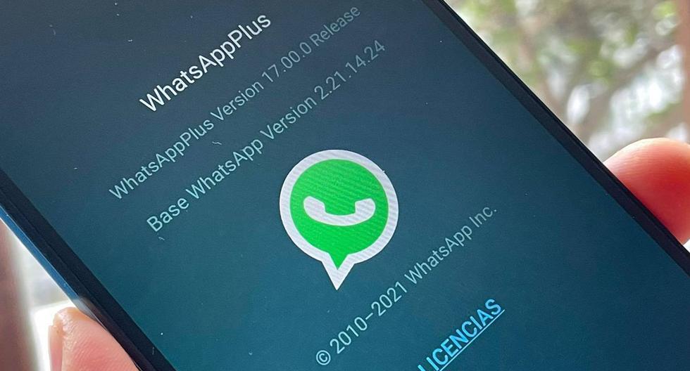 WhatsApp Plus 17.00 HeyMods |  How to download APK file |  Download |  Applications |  Applications |  Smartphone |  Mobile phones |  trick |  Tutorial |  viral |  telegram |  United States |  Spain |  Mexico |  NNDA |  NNNI |  SPORTS-PLAY