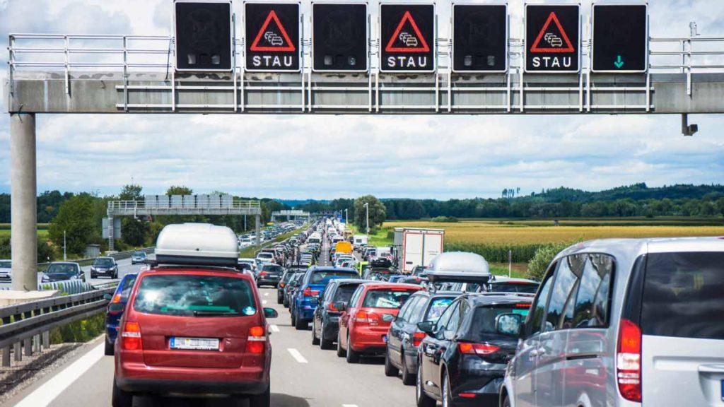 Zomervakantieverkeer (Duitsland)