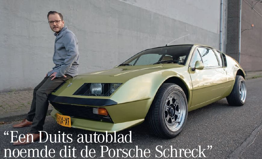 Alpine Renault A310 from 1978 Karus