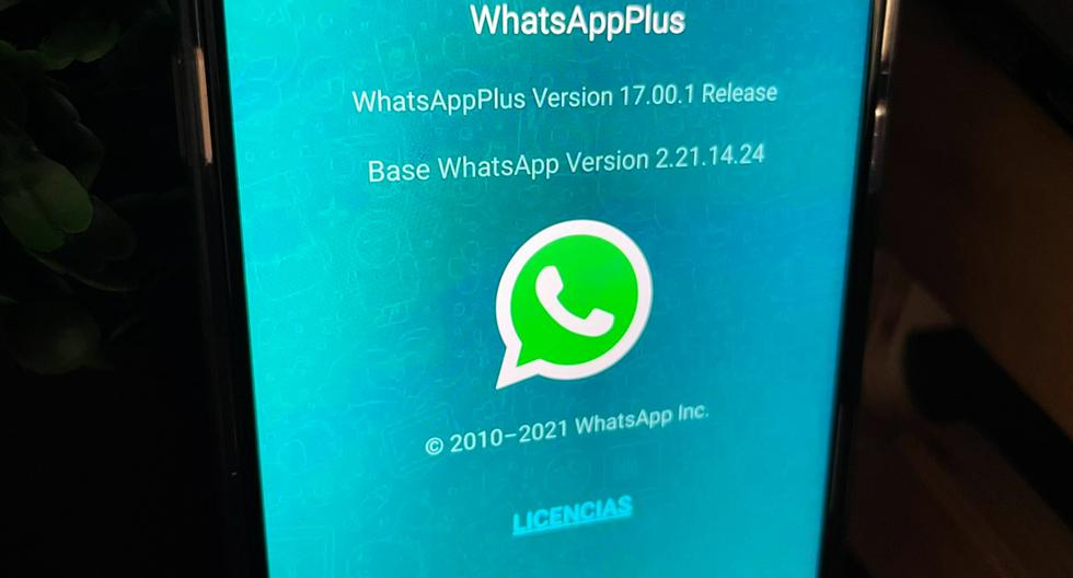WhatsApp Plus 2021 |  How to upgrade from version 16.00 to 17.00 |  Applications |  Applications |  Smartphone |  Mobile phones |  trick |  Tutorial |  viral |  United States |  Spain |  Mexico |  NNDA |  NNNI |  SPORTS-PLAY