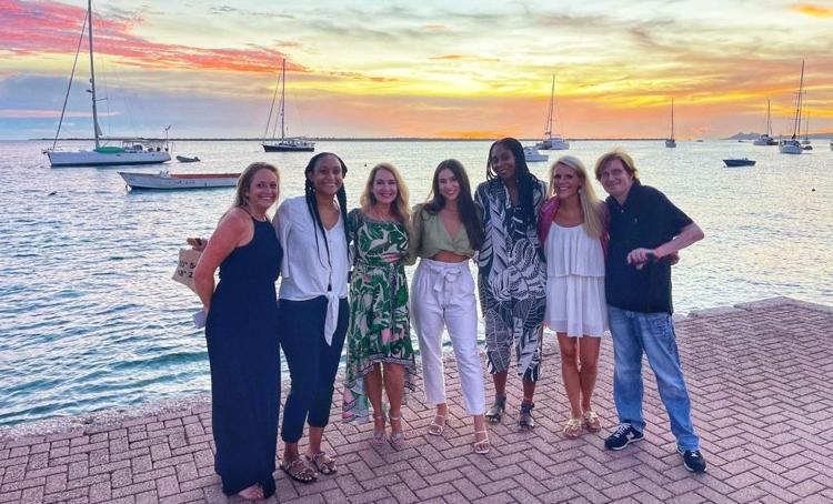 US and European press members visit Bonaire at the invitation of TCB |