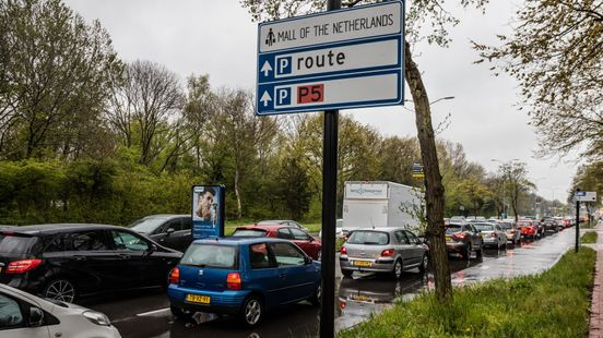 File naar The Mall of the Netherlands