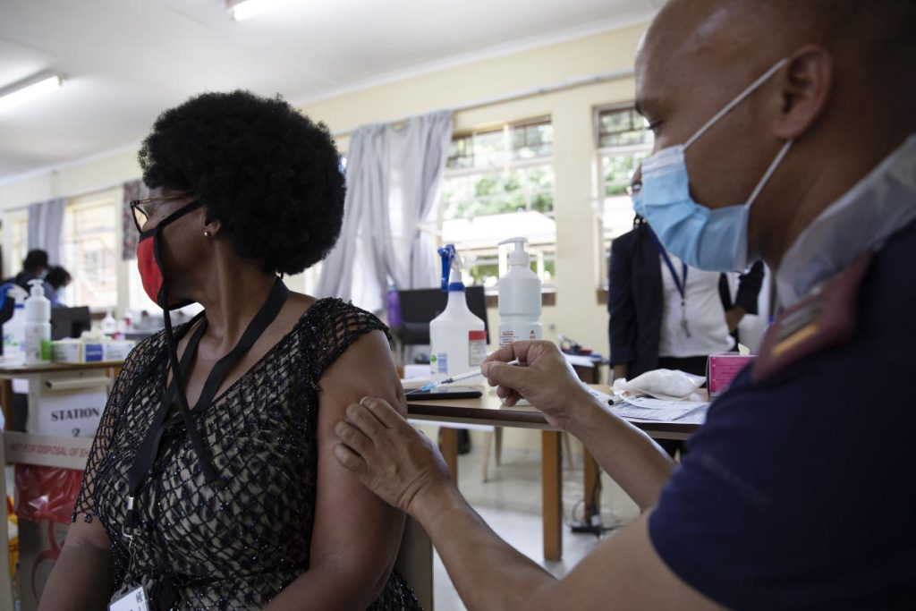 South African scientists identify new type of COVID with 'increased transmissibility'