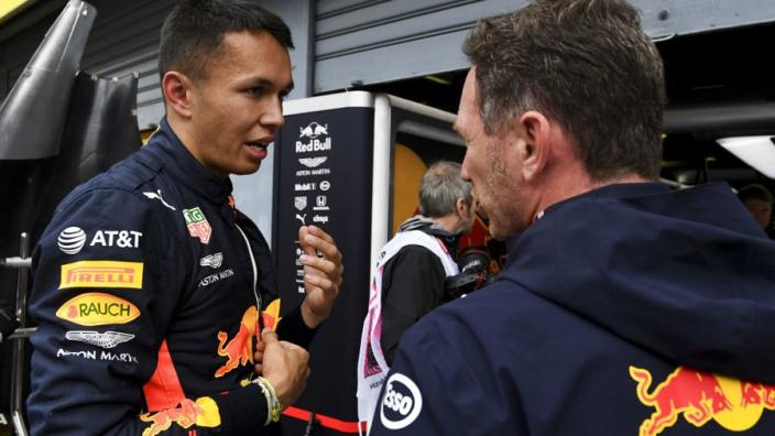 """Albon overweegt overstap naar IndyCar: """"Moeilijk om te zeggen of ik dat wil"""""""