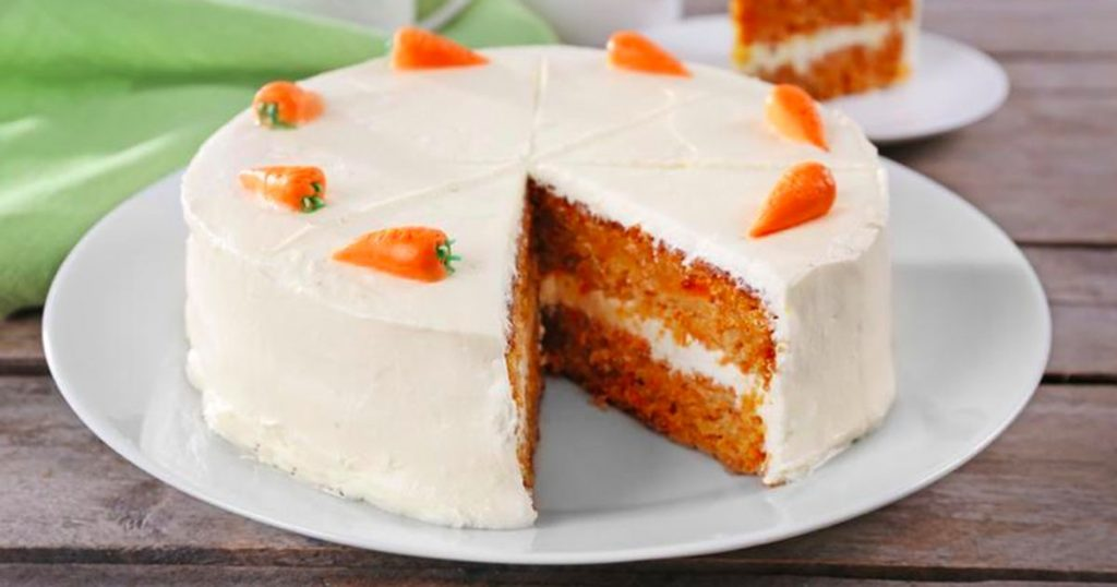 Baking carrot cake?  This makes it tastier (and smoother) |  lifestyle