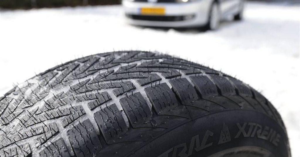Bufag: Half a million cars still run on winter tires in high summer    the cars