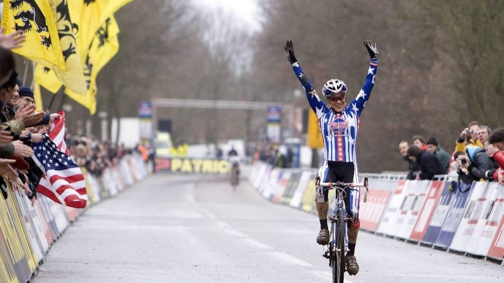 Cyclo rider Cross Compton stops after positive doping test