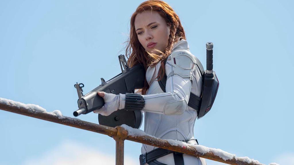 Disney takes the first step in Scarlett Johansson's Black Widow suit