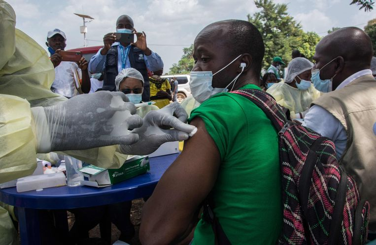 Ebola case in Ivory Coast for the first time in 25 years