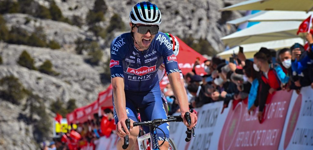 Jay Vine will also join Alpecin-Fenix for the next two years