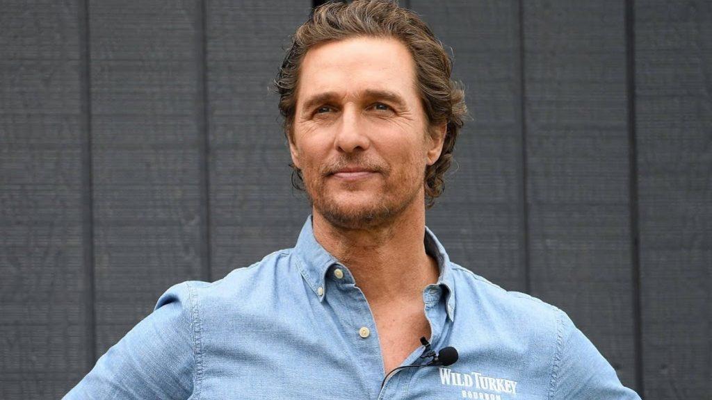 Matthew McConaughey addresses America on National Day